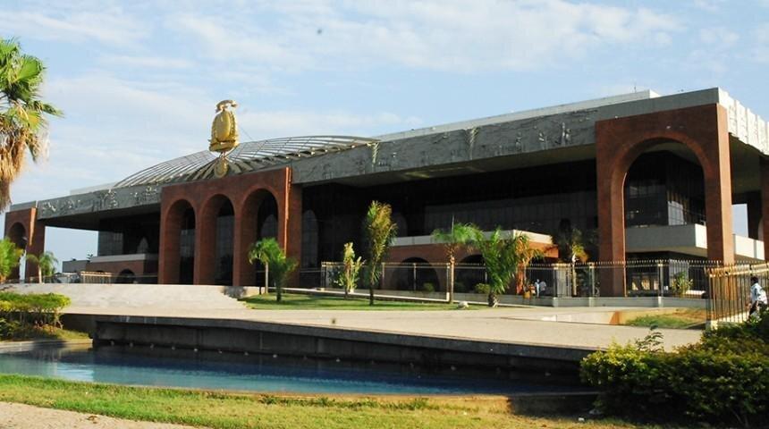 Palácio Araguaia, sede do Poder Executivo do Tocantins