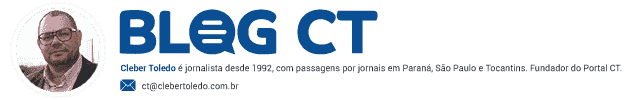 Cleber Toledo - Portal CT