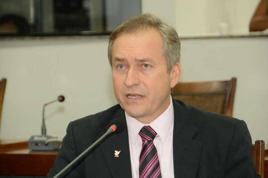 Nome de Dimas para disputar Prefeitura de Palmas pelo Podemos é o do  ex-reitor da UFT Alan Barbiero – Cleber Toledo - Portal CT