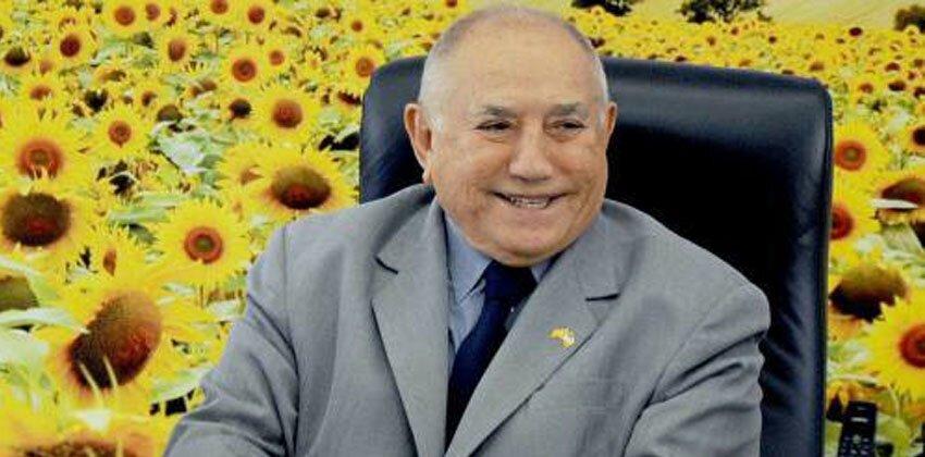 15f473daba1e7 Ex-governador Siqueira Campos  ainda internado em SP (Foto  Divulgação)
