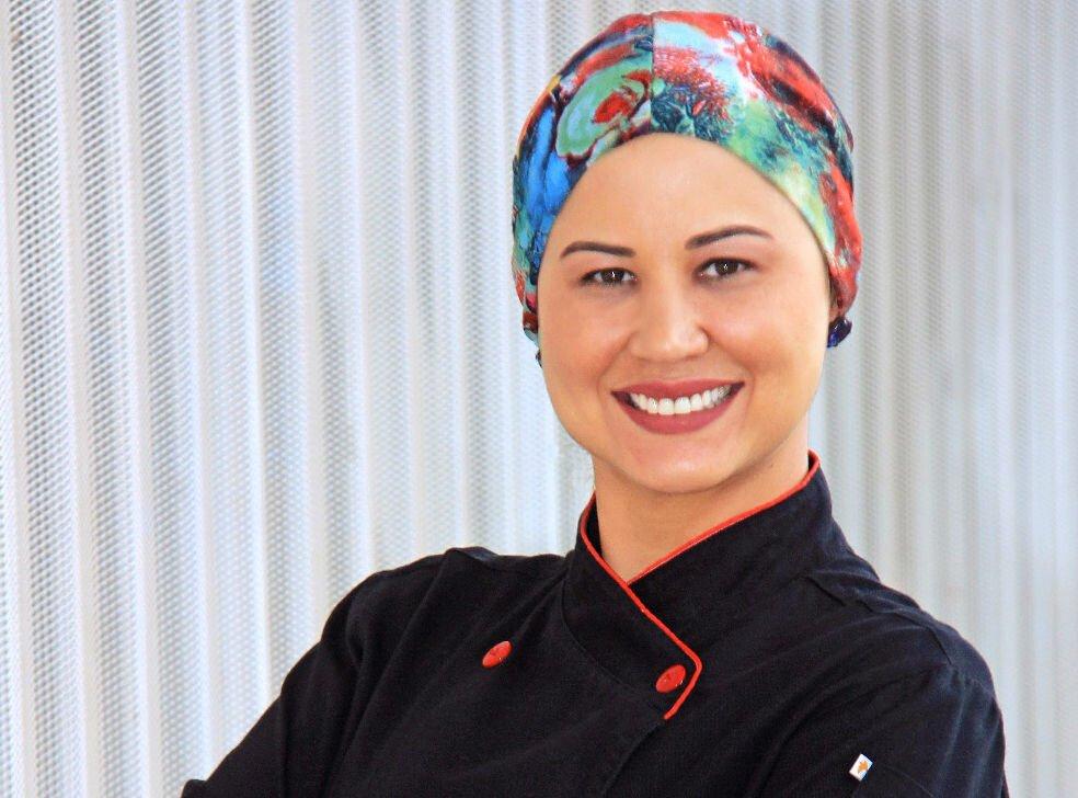 Malena é gastróloga, jornalista e consultora do Festival de Gastronômico de Taquaruçu