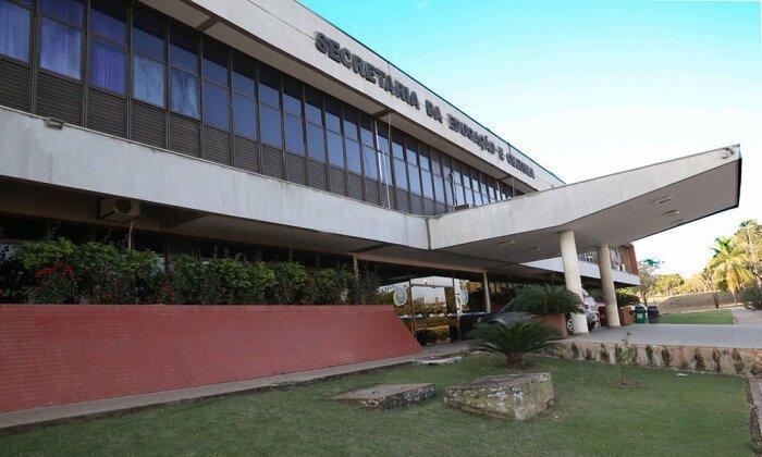 Sede da Secretaria Estadual de Educação