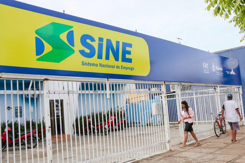 Sine possui unidades em Palmas, Araguaína, Gurupi, Dianópolis, Porto Nacional, Paraíso, Guaraí e Araguatins