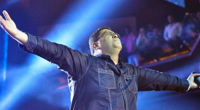 Atração deste domingo, Anderson Freire é um dos principais nomes da música gospel