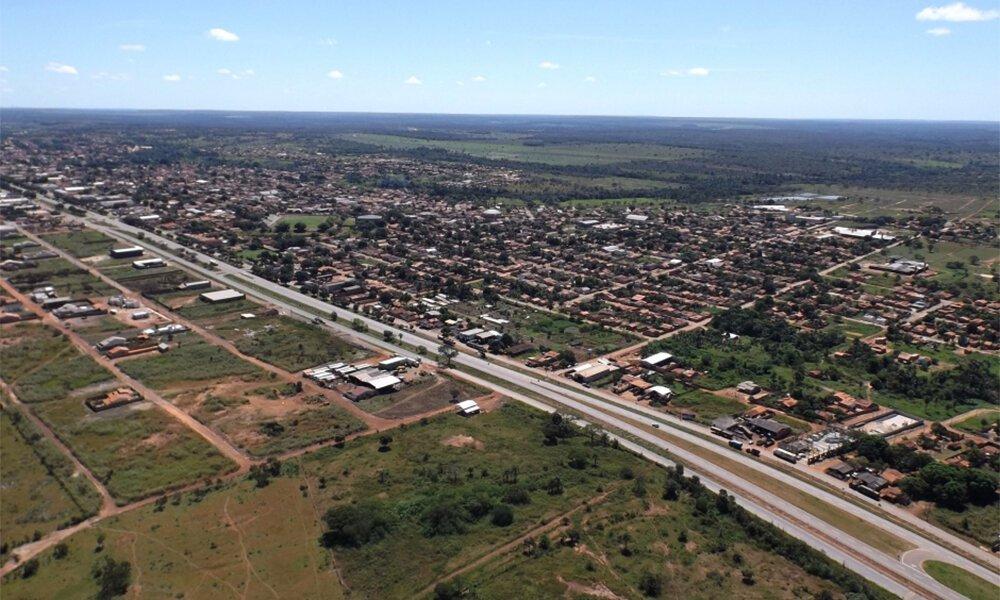 Guaraí Tocantins fonte: clebertoledo.com.br